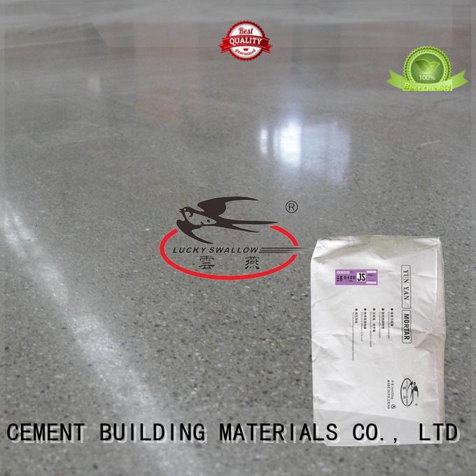 YUNYAN Brand hardener concrete screed selfleveling concrete floor sealer