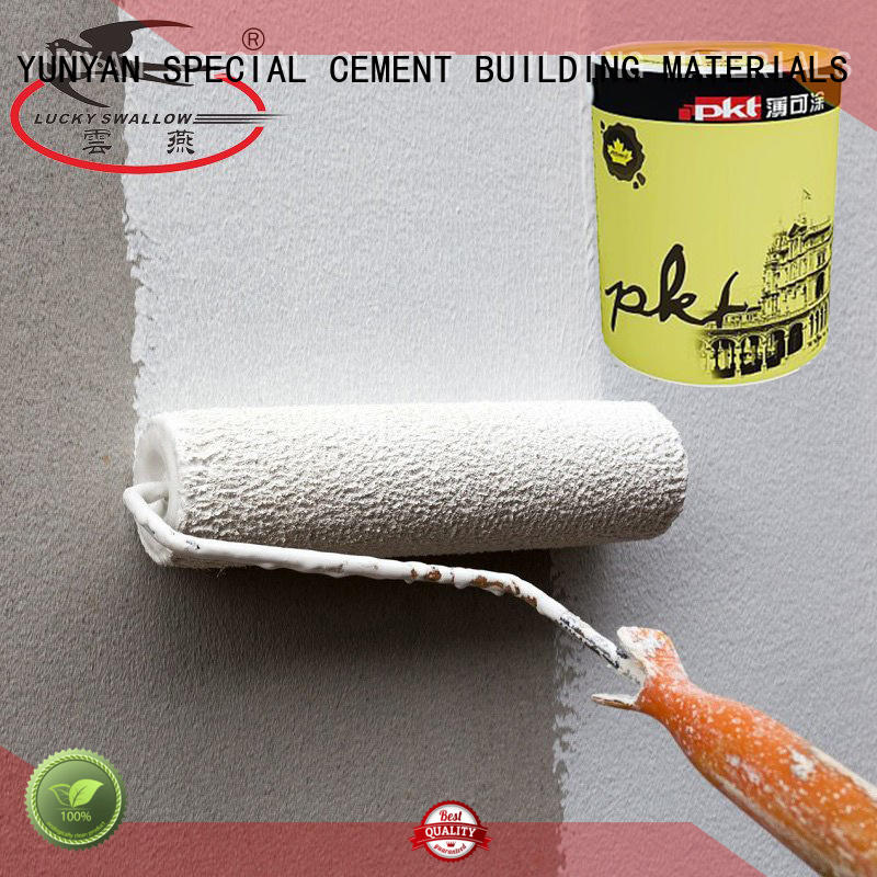 top white textured wall bulk production YUNYAN