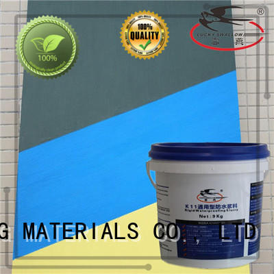 solid mesh basement sealing paint roof ODM bathrooms